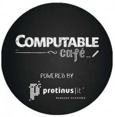 Computable Café at Infosecurity and Data & Cloud Expo, POWERED by Protinus IT