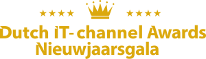 Protinus IT again founding partner Dutch IT channel Awards New Year's Gala